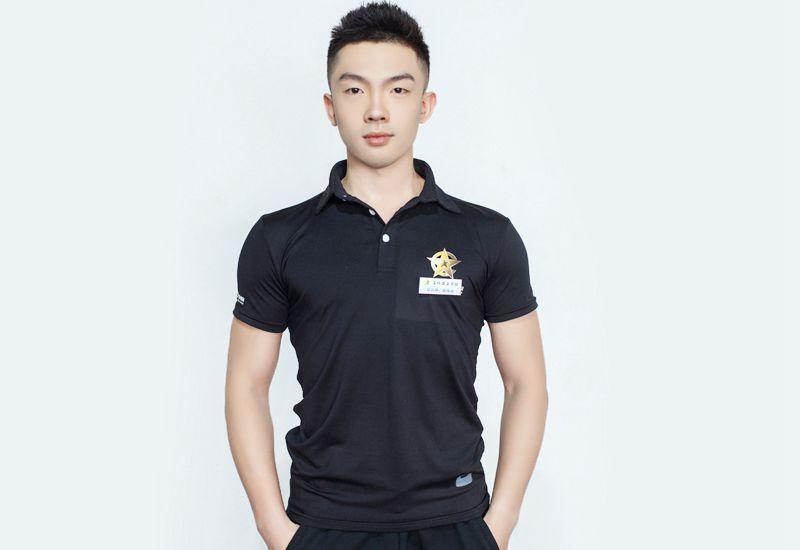 薛海龙—星灿健身学院全能培训师