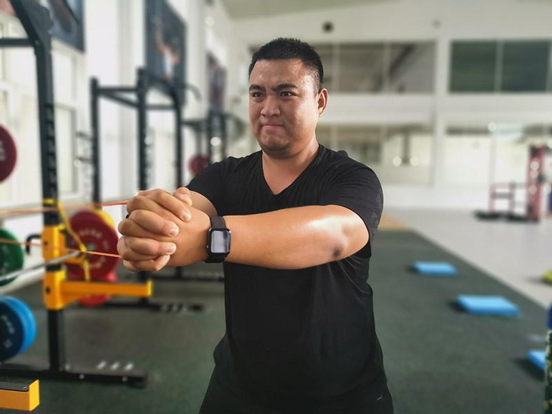 太原哪有培训健身教练的
