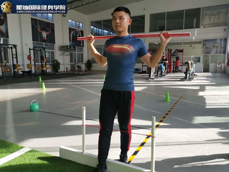 在太原私人健身教练资格证怎么考?