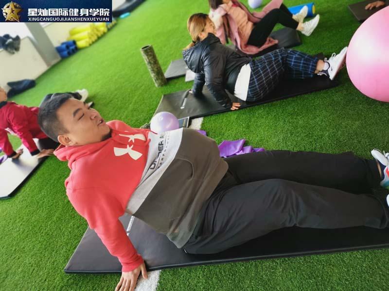 山西健身教练培训机构中心哪个好