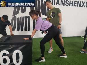 大同学健身教练培训要什么条件