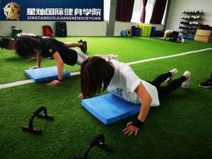 运城健身教练培训发展怎么样