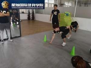 大同怎么选择健身教练培训学校