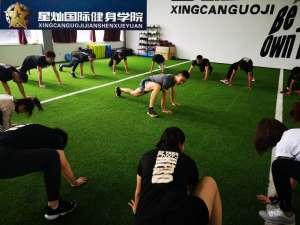 朔州女生做健身教练培训行吗