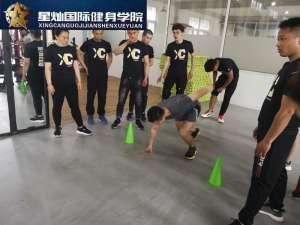 晋中多大可以学健身教练培训