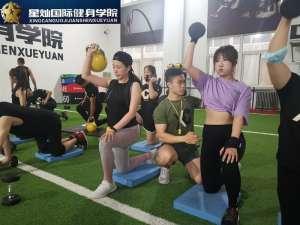 晋城哪有培训健身教练的?