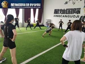 山西健身教练培训要多少钱
