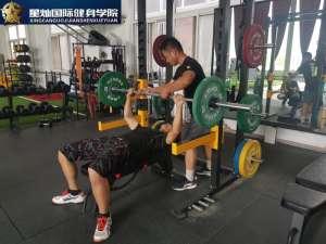 苏州学健身教练培训哪专业?