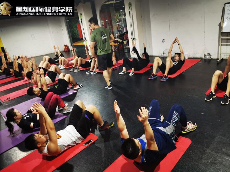 普洱健身教练培训哪专业?