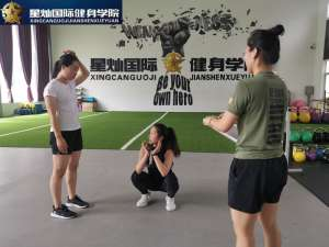 徐州健身教练培训学校哪家专业?