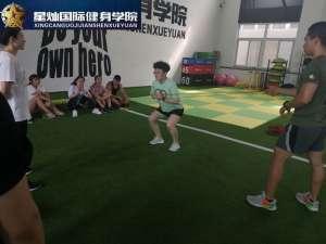 玉溪怎么考健身教练国职证书?