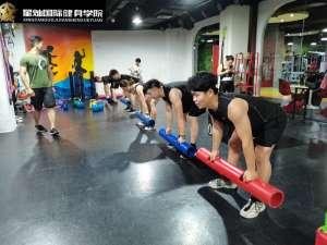云南健身教练培训机构哪出名?