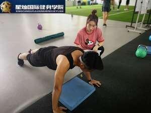 临沧私人健身教练证书好考吗?