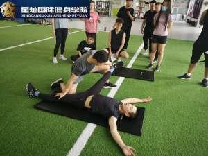 云南怎么选健身学校?