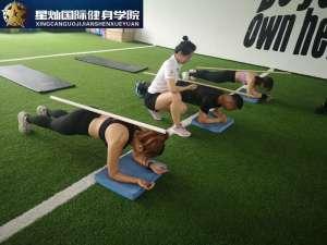 扬州健身教练资格证怎么考取
