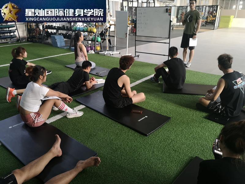 郑州健身教练培训哪里好?怎么选?