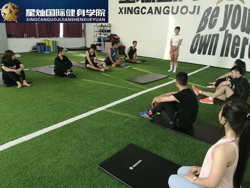 安阳健身教练资格证书怎么获取?
