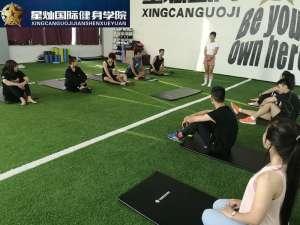 平顶山私人健身教练培训学校怎么选?