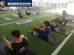 河南健身教练培训一般要多长时间?