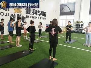 洛阳健身教练资格证书怎么考?