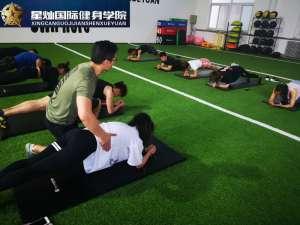 开封健身教练培训班大概多少钱?
