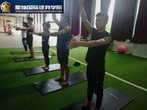 开封健身教练培训学校怎么选?