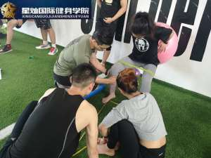 安阳健身教练证书怎么考?