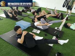 郑州健身培训学院怎么选择?