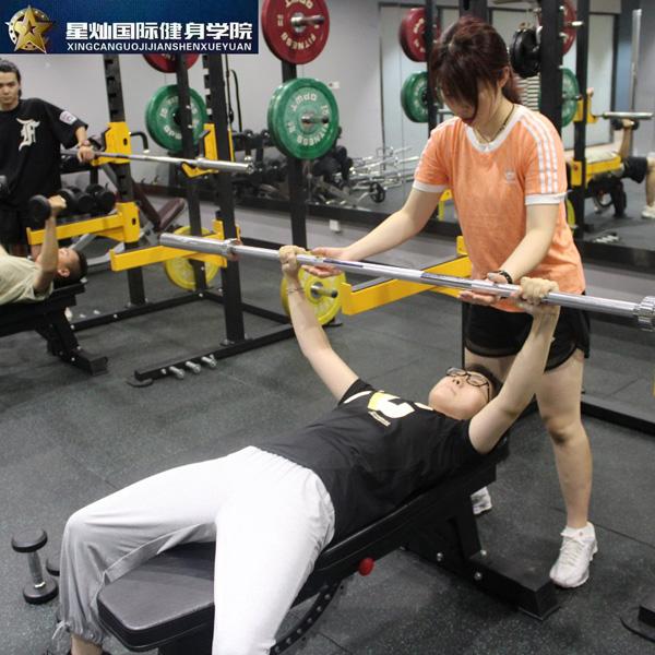 漯河健身教练培训哪学?