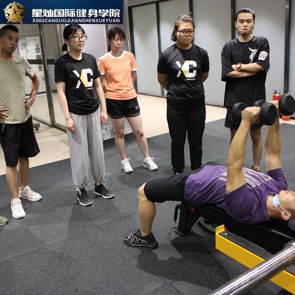 山东健身教练培训要用多少钱?
