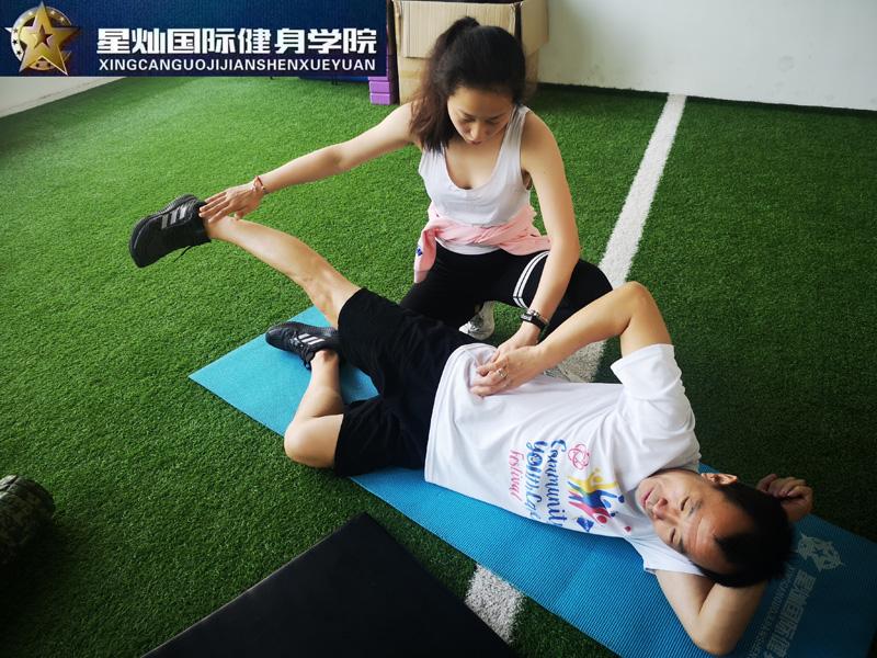 浙江哪里培训健身教练好?