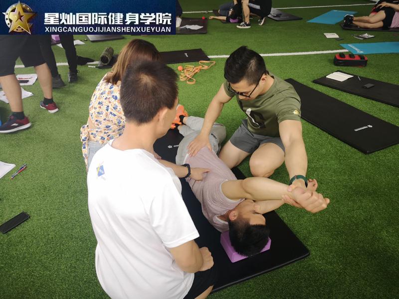 杭州私人健身教练证怎么考?