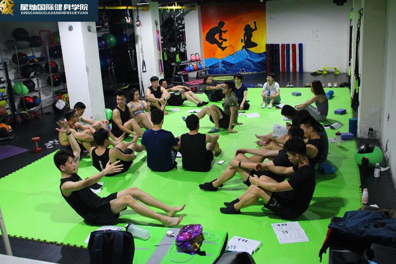 金华健身教练资格证哪里考?