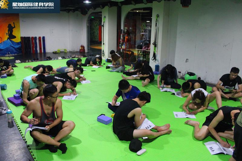 铜仁健身教练培训机构哪里好?