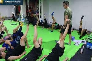 安顺健身教练培训费用需要多少?