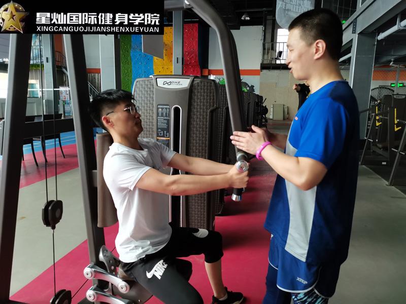 钦州健身教练职业资格证书怎么考?
